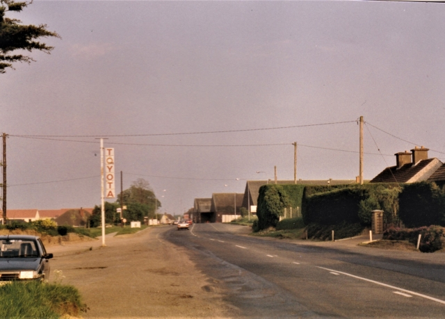 1 Approaching Ash from the North 2002